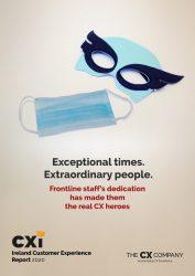 CXi Ireland Customer Experience Report 2020
